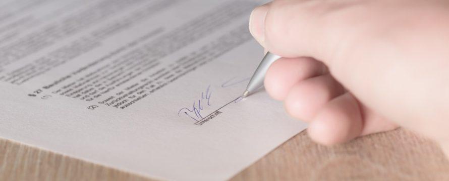Voici un contrat de transport de marchandises utilisé lors des transports routiers